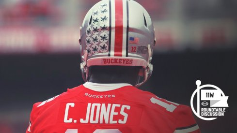 With J.T. Barrett serving a one-game suspension, Cardale Jones is back in the catbird's seat.