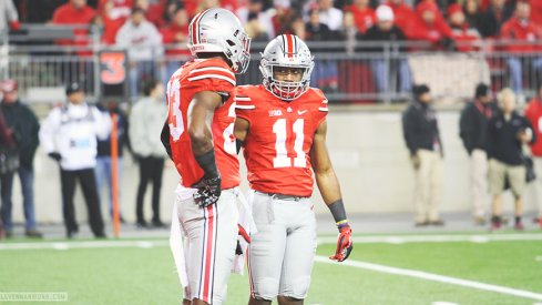 Vonn Bell was a big reason Ohio State won its 29th straight conference game.