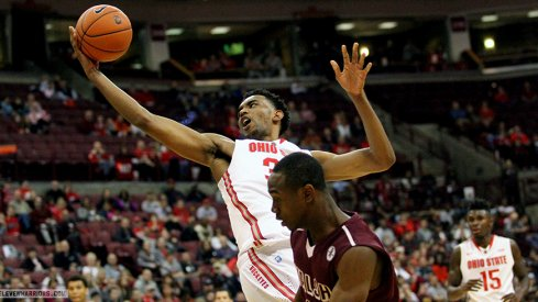 Keita Bates-Diop paced the Buckeyes with 26 points.
