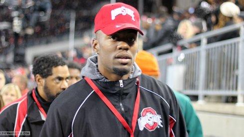 Kierre Hawkins at Ohio State on October 17th.