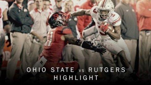 Ohio State vs. Rutgers highlights