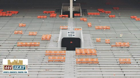 Illinois tickets are going cheap