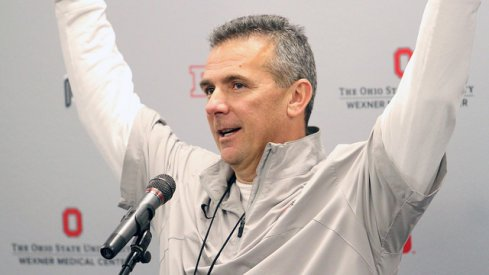 Urban Meyer is turnt to listen to his football knowledge be questioned by callers.