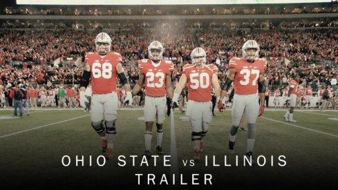The Ohio State vs. Illinois trailer.