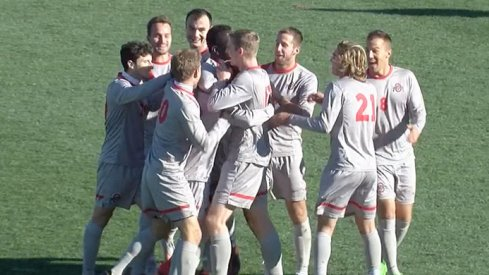 Ohio State men's soccer advances to Big Ten finals.