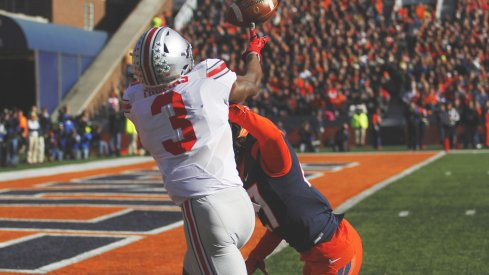 A 24-yard touchdown highlighted another big afternoon from Michael Thomas against Illinois