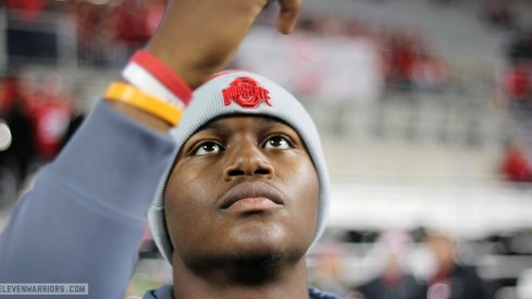 Daelin Hayes will return to Ohio State this weekend.