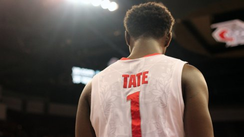 Jae'Sean Tate vs. Mount St. Mary's.
