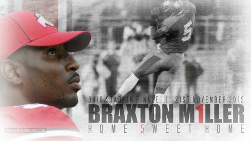 /salute to Braxton Miller