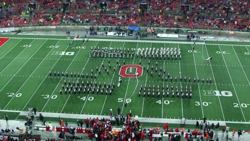 Video: The Best Damn Band in the Land performs vs. Michigan State