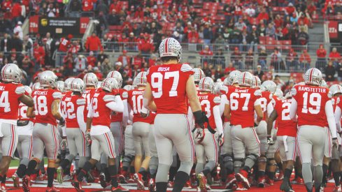 Ohio State's season is at a crossroads after the loss to Michigan State and ahead of the Michigan game.