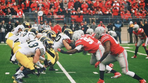 A win over Michigan Saturday puts Ohio State ahead in the matchup's Big Ten history