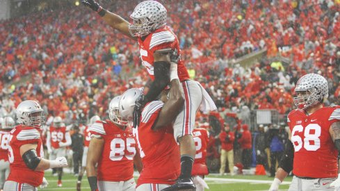 No changes made to Ohio State's depth chart ahead of its game at Michigan.