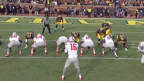 Video: J.T. Barrett touchdown run.