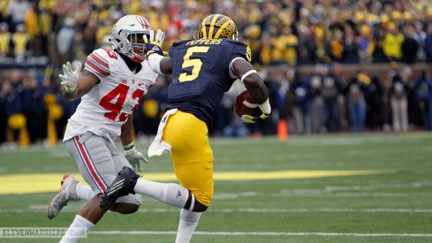 Ohio State's defense finally kept momentum seized by the offense following scoring drives.