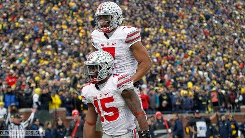 Ohio State at Michigan, The Game, 2015.