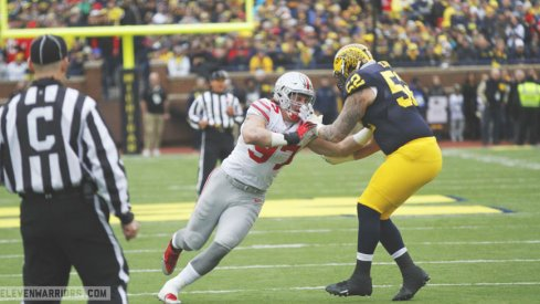 Joey Bosa was dominant in Ohio State's win over Michigan.