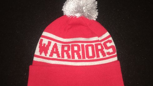 The Eleven Warriors winter hat, new to Eleven Warriors Dry Goods
