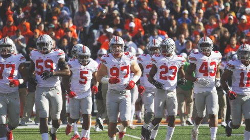 Ohio State is rooting for chaos Saturday to better its Playoff chances.