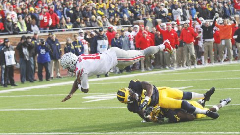 Barrett found the end zone thanks to a new addition to the OSU playbook