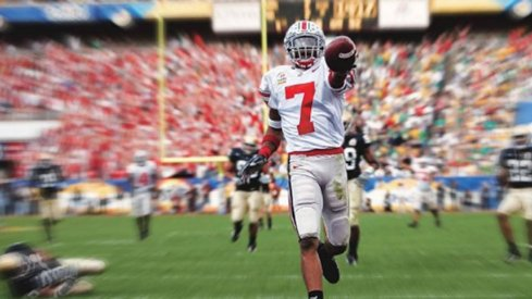 Ted Ginn torched the Fighting Irish the last time Ohio State met Notre Dame in the Fiesta Bowl.