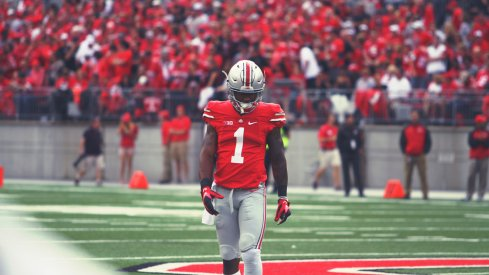 The majority of Braxton's touches came from the backfield this fall, not as a wide receiver