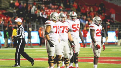 The 2016 season could provide an entirely new offensive line for Ohio State.