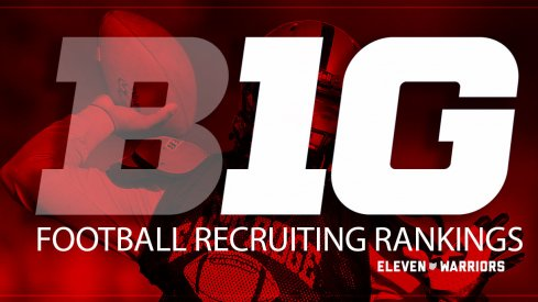 The Big Ten continues to be one of the country's best recruiting conferences.
