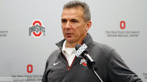 Urban Meyer meets the media Thursday to talk about the Fiesta Bowl.