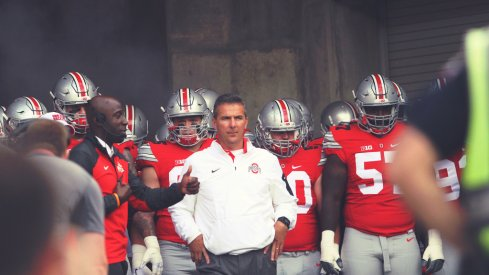 Urban Meyer is confident his team won't experience a letdown against Notre Dame despite not playing for a national title.