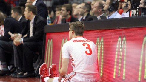 Austin Grandstaff is transferring from Ohio State.