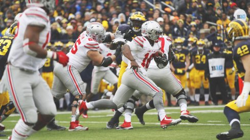 Ohio State wants to keep the momentum it built against Michigan going in the Fiesta Bowl.