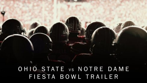 The first Fiesta Bowl trailer is here from the Ohio State video team.