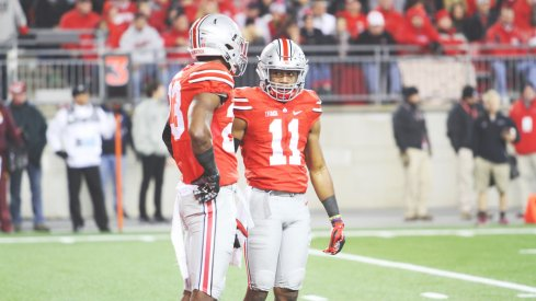 Tyvis Powell and Vonn Bell grew into two of the most successful safeties in Ohio State history.
