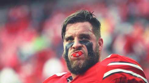 Taylor Decker stares into your soul.