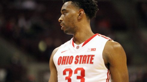 Bates-Diop's career-high 24 points fueled Ohio State's attack.