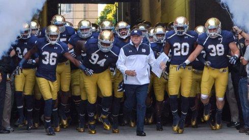 Preview: No. 7 Ohio State vs. No. 8 Notre Dame in the Fiesta Bowl