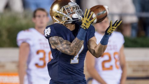 All-American Will Fuller leads the Notre Dame Passing Offense