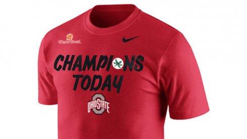 Savage season is here: Ohio State played like champions today.