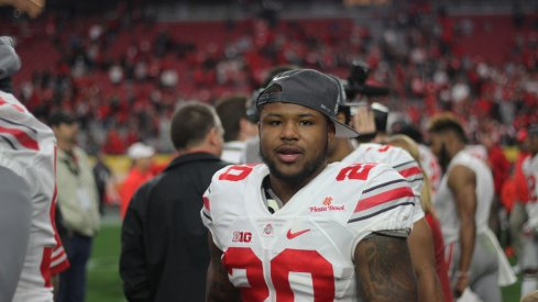 Looking at Ohio State's options to replace Ezekiel Elliott at running back in 2016.