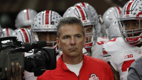 Urban Meyer said he won't be critical of what Ohio State did in 2015, though it didn't win the national title.