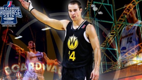 Aaron Craft returns to the D-League.