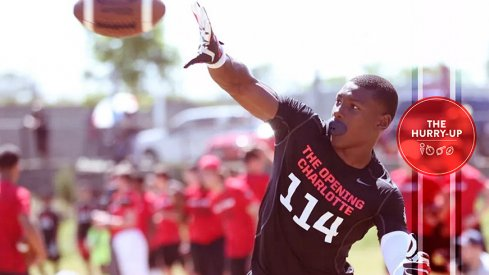 Mecole Hardman will visit Ohio State this weekend.