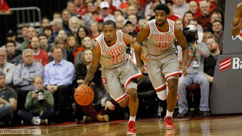 Ohio State fought back from a halftime deficit to top Rutgers Wednesday.