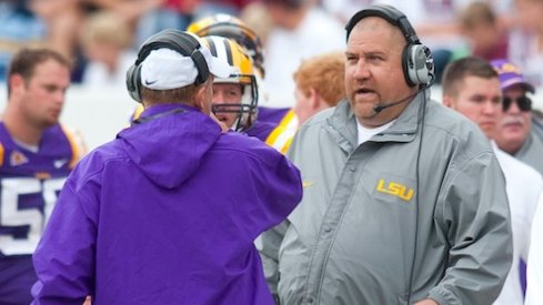 Greg Studrawa is set to join Ohio State as offensive line coach.