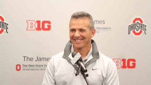 Urban Meyer is looking for another strong finish.