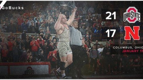 The Buckeyes took down the Huskers on Sunday.