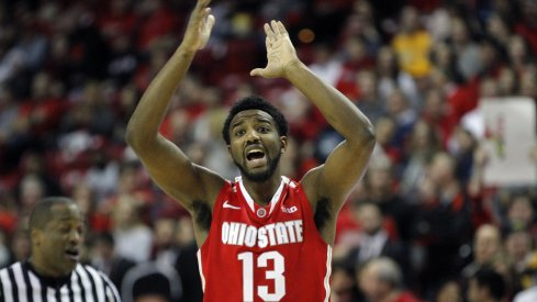 JaQuan Lyle recorded a triple-double Wednesday.