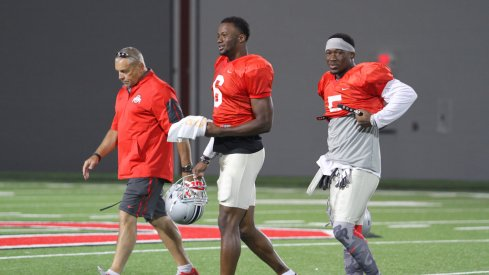 Ohio State's slew of talent at wide receiver must step up in a big way in 2016.