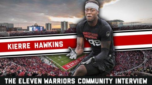 Maple Heights' Kierre Hawkins